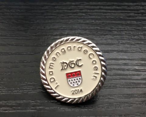 DGC Vereinspin