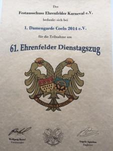 Festausschuss Ehrenfelder Karneval