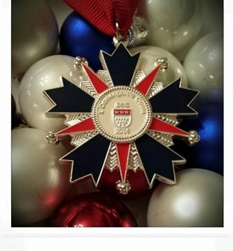 1. Damengarde Coeln Weihnachten 2015