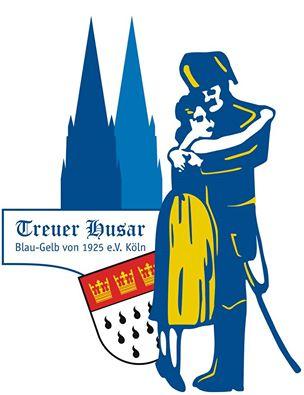1. Damengarde Coeln Treuer Husar von 1925 Et Debüt