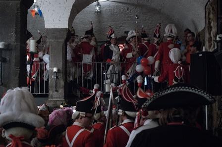 Rote Funken - Damengarde