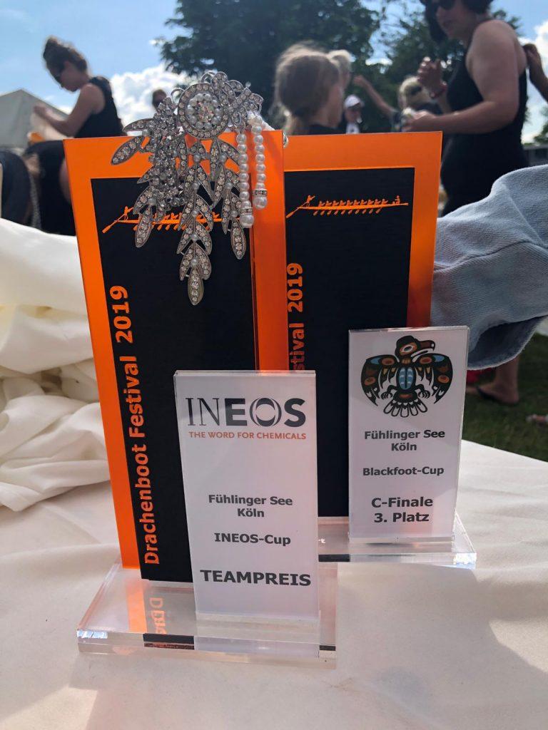 Teampreis - Drachenboot Festival 2019