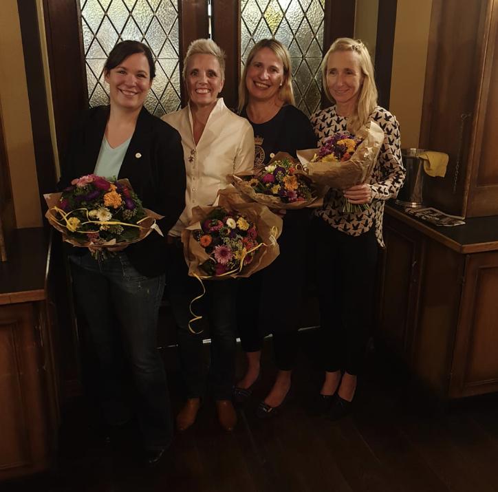 Damengarde Vorstand