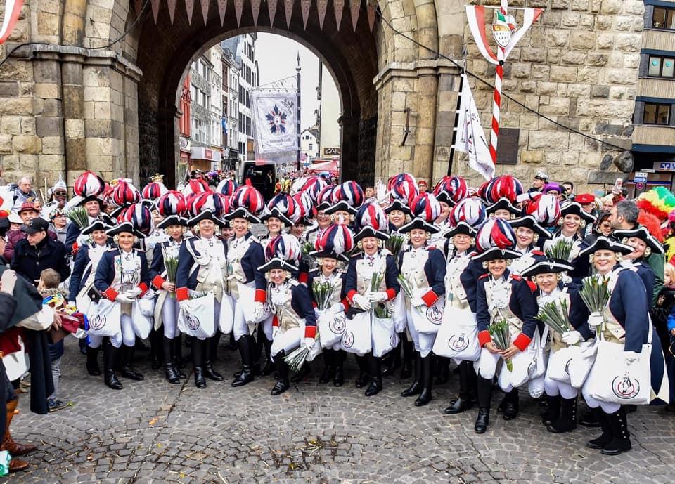 Damengarde Severintstorburg